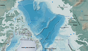 WWF Arctic Map