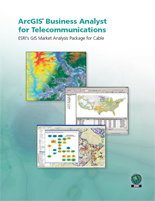 Esri Business Analyst for Telecommunicaitons [PDF]
