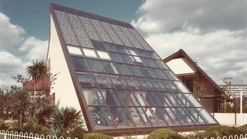 Energy Producing House
