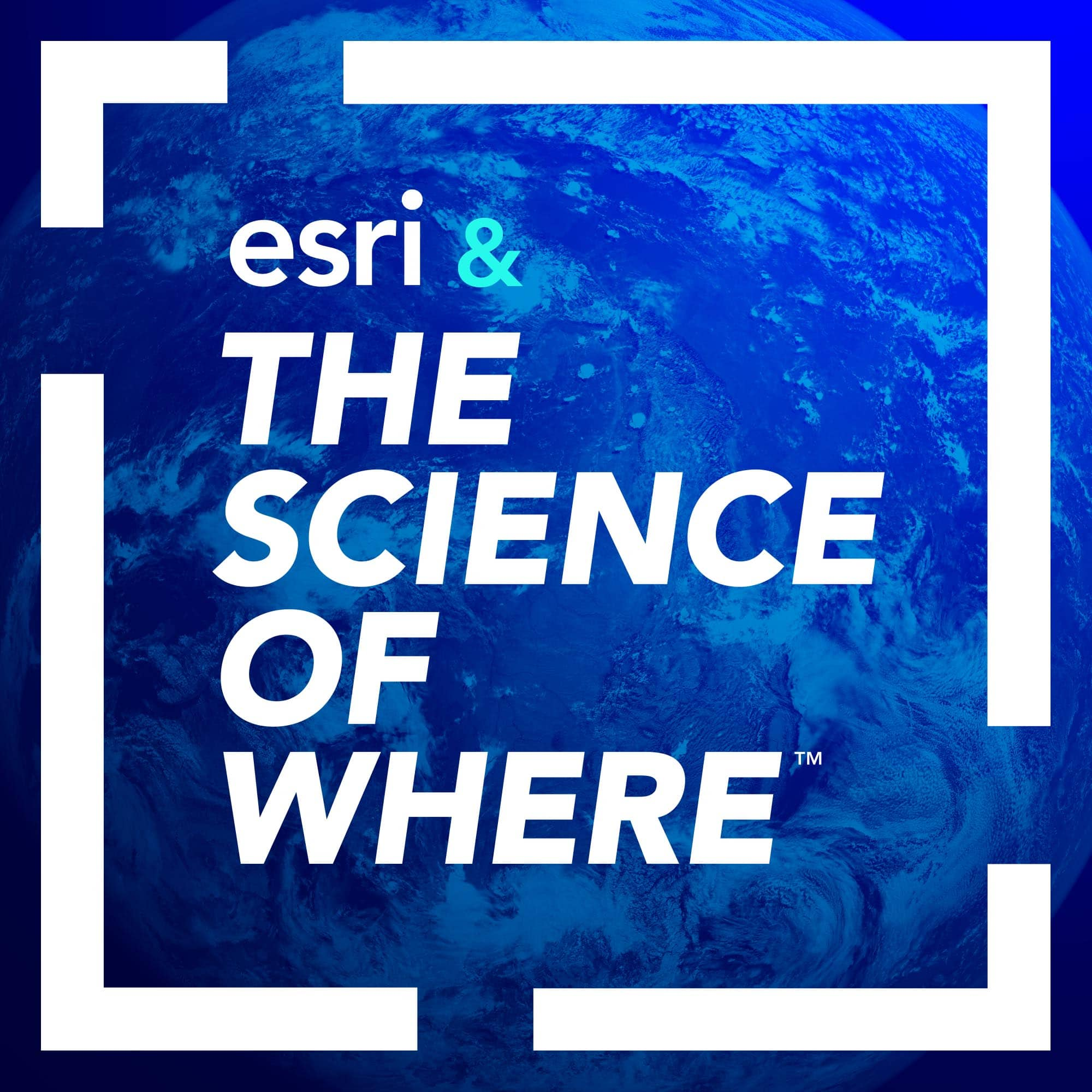 Esri & The Science of Where Logo