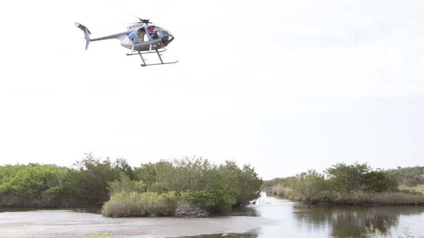 Volusia County Helicopter