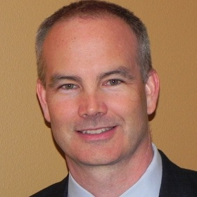 Kevin Bolger of Esri Professional Services