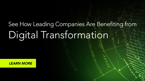 Leading companies embracing digital transformation
