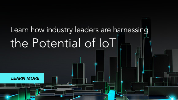 Learn more about the potential of IoT in business