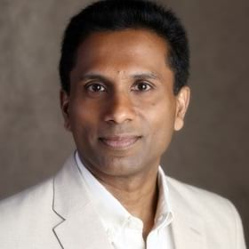 Joseph Sirosh, corporate vice president of artificial intelligence and research, Microsoft