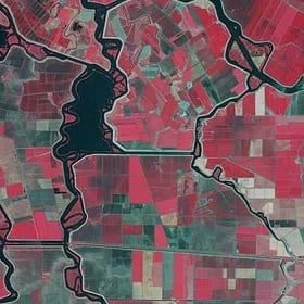Geographic data as fuel for AI