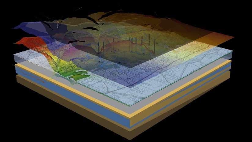 GIS layers