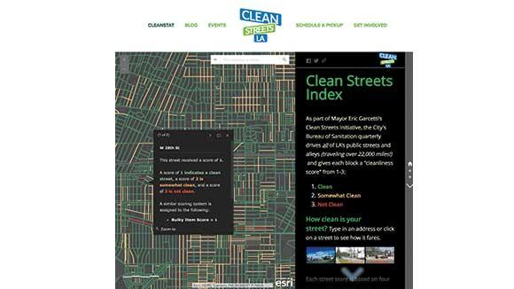 LA Clean Streets