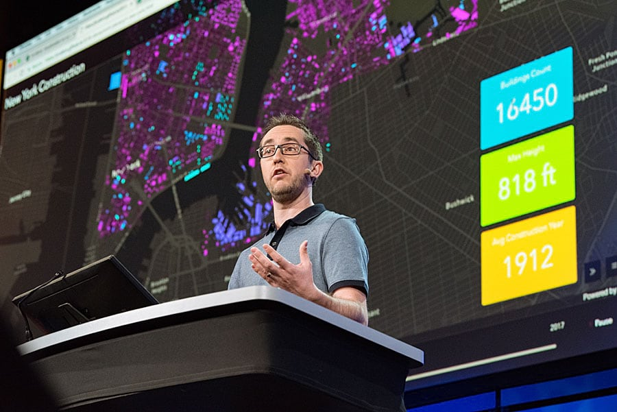 Top 10 Takeaways from the 2018 Esri Developer Summit