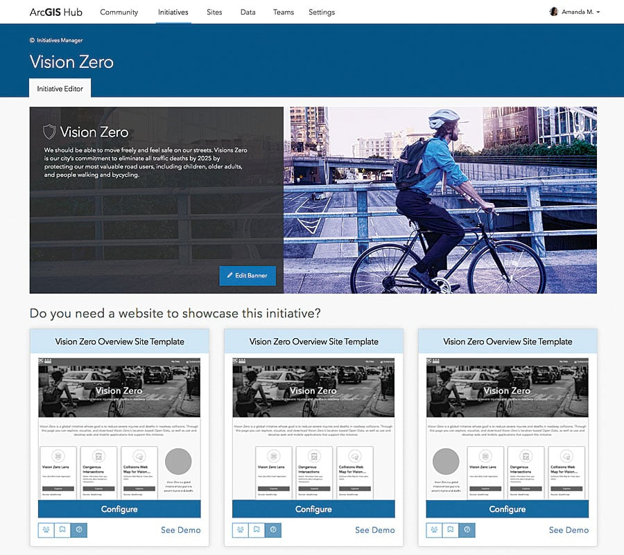 ArcGIS Hub, a new two-way engagement platform for government agencies and citizens, is available for general use.