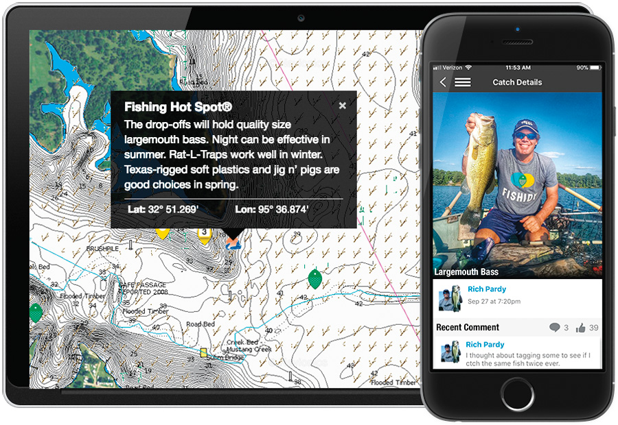 With Fishidy, users can find and share their local fishing hot spots, stay up-to-date with the latest fishing reports, and track where they catch fish.