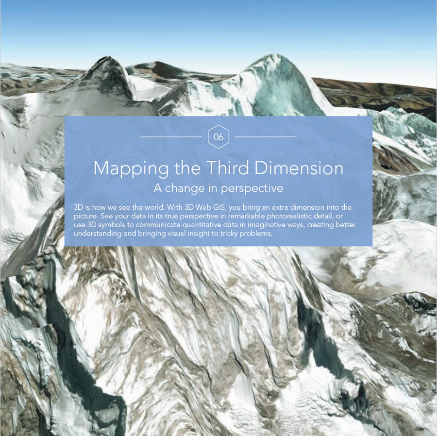 One chapter is devoted to 3D web GIS.