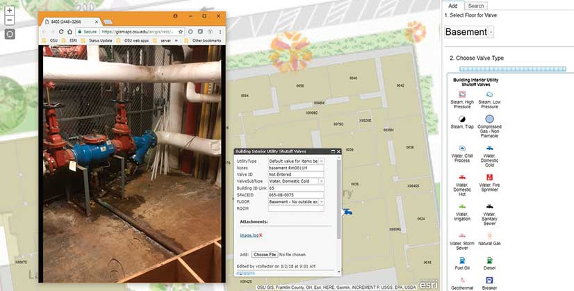Gis And Bim Provide Life Cycle Support For University S Assets