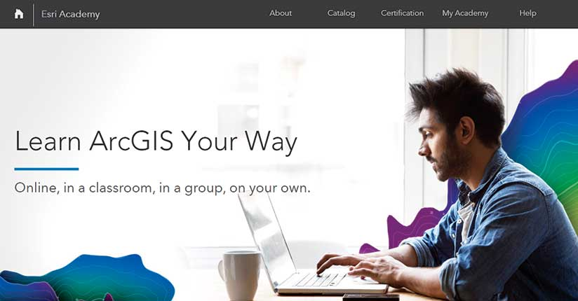 Esri Academy Is Your New Destination for Lifelong Learning