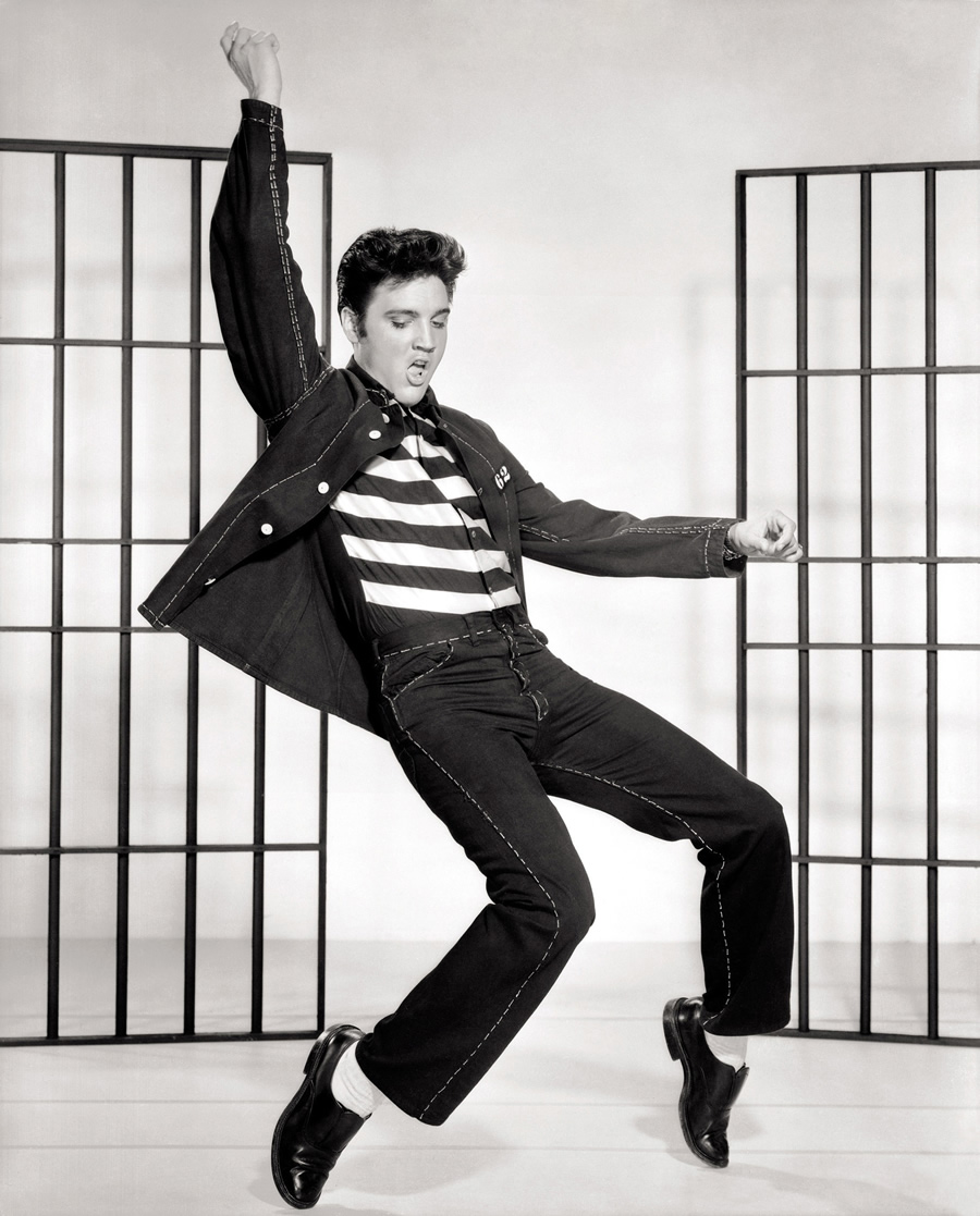 Elvis Presley is said to have recorded more than 150 songs at RCA Victor Studio B.