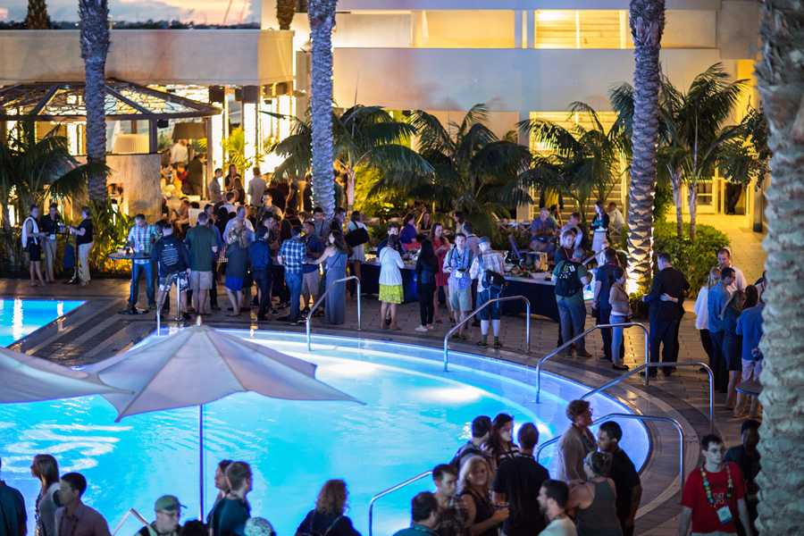 YPN will throw an evening pool party.