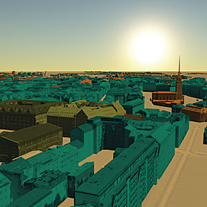 ArcGIS Pro primary tool for authoring large web scenes and editing in 3D