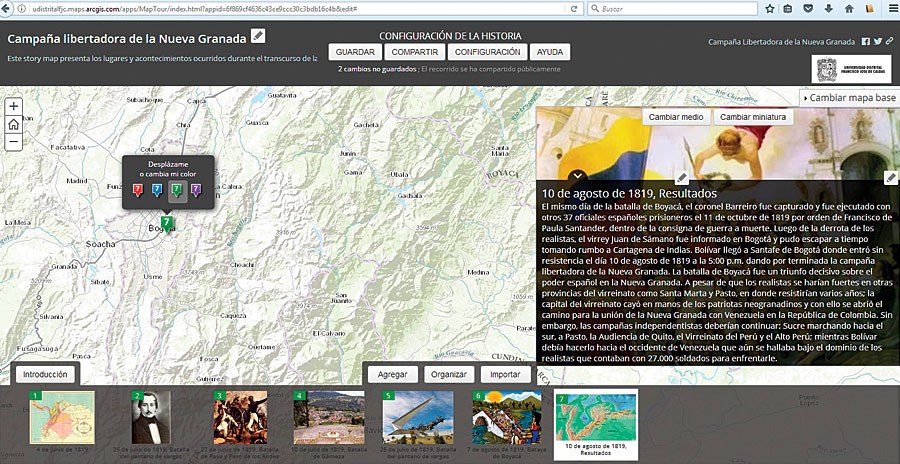 Learning Geography in the XXI Century uses GIS to integrate geography and history lessons in formats that teachers can adapt to their social studies classes.