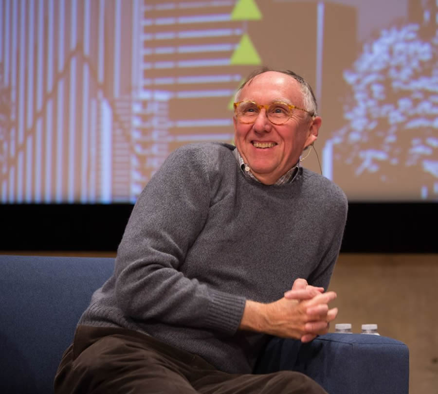 Esri president Jack Dangermond believes that geodesign will help drive the creation of a better future.