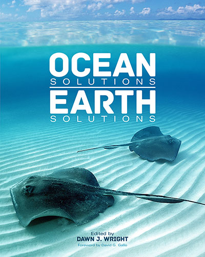 Take this book to the beach and read about how GIS is being used to manage and protect the oceans and marine life.