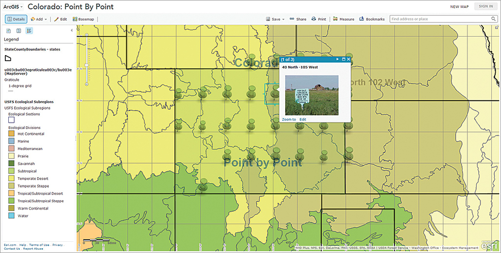 Mapping Your Field Data on