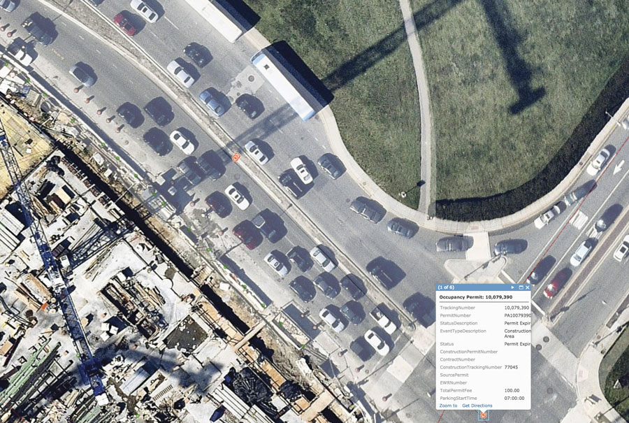 Using high-resolution aerial imagery from Nearmap, the District Department of Transportation in Washington, DC, has reduced the time it spends on field inspections by 30 percent.