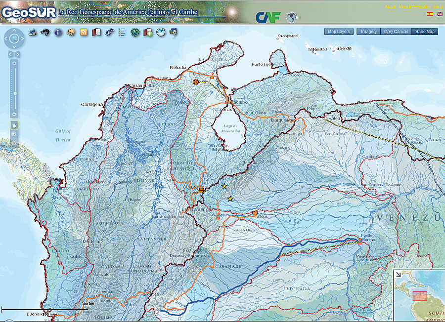 A Geospatial Network for Latin America and the Caribbean on caribbean map, spain map, asia map, culture map, puerto rico map, world map, peru map, nature map, australia map, africa map, estados unidos map, mexico map, general map, environment map, middle east map, deutschland map, bangladesh map, europe map, colombia map, amazon map,