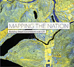 Book cover of Mapping the Nation: Building Smart Government with GIS by Esri