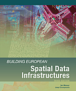 Book cover of Building European Spatial Data Infrastructures by Ian Masser and Joep Crompvoets