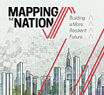Book cover of Mapping the Nation: Building a More Resilient Future by Esri