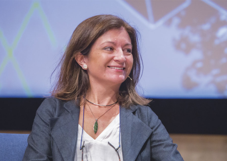 Landscape architect, urban planner, and architect Arancha Muñoz-Criado has brought the principles of geodesign to Valencia, Spain, where land conservation and green infrastructure have become key parts of the planning process.