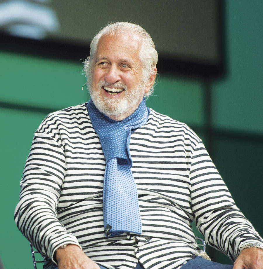 According to Richard Saul Wurman, the only way humans can bring about a better world is to embrace the individual way everyone understands things and put together those idiosyncrasies, like GIS does. His new book, Understanding Understanding, will be published next year and feature GIS and mapping as a fundamental language for understanding.