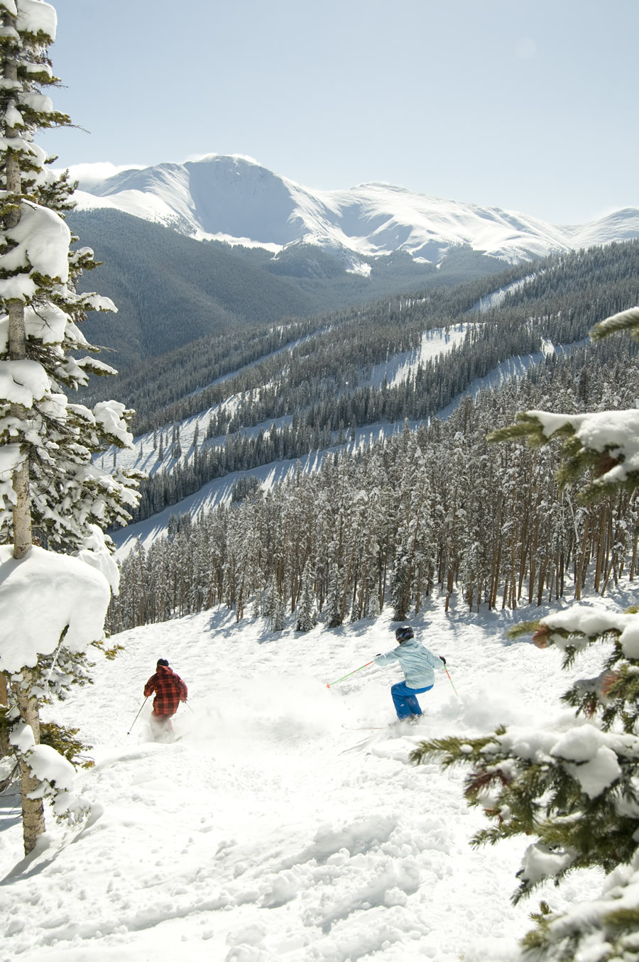 Located 67 miles from downtown Denver, Colorado, Winter Park Resort offers more than 3,000 acres of skiable terrain.