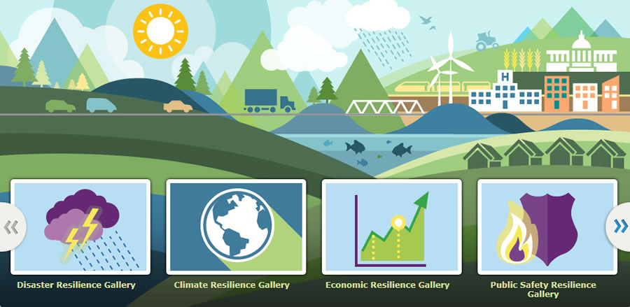 The new geocollaboration portal for the initiative contains free maps and apps.