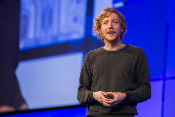 GitHub CEO Chris Wanstrath was a popular draw at DevSummit.