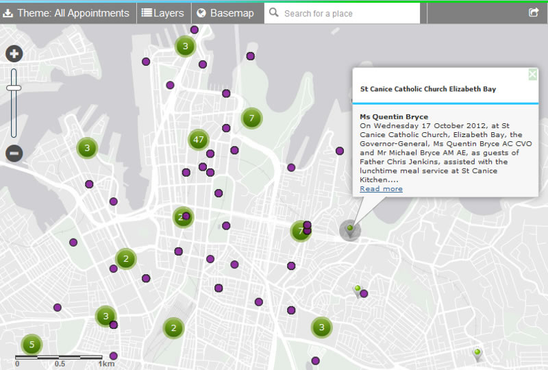 Quickly publish interactive maps.