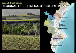 Regional green infrastructure plan