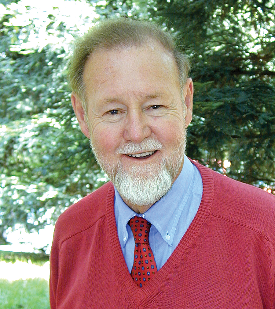 Dr. Roger Tomlinson (Photo: Tomlinson Associates.)