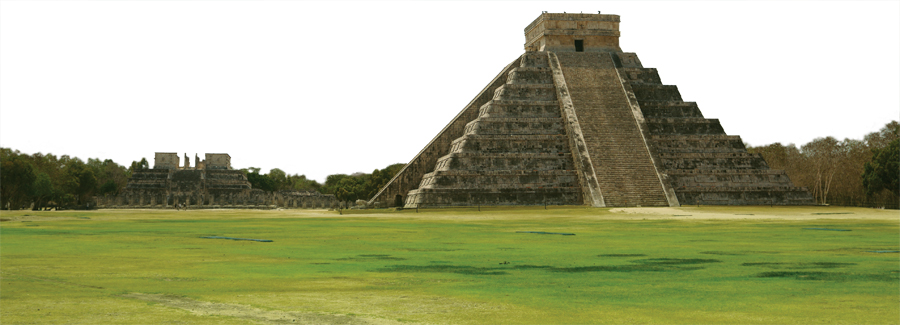 Chichen Itza, Yucatan, Mexico, a large site outside the Chicxulub basin site that relied on water from a cenote, wells at the bottom of reholladas, dry sinkholes, and chultunes. (Photo: fotolia.)