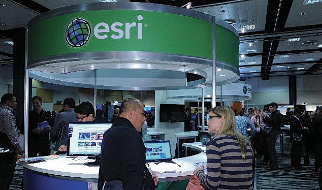 2012 Esri Asia Pacific User Conference.
