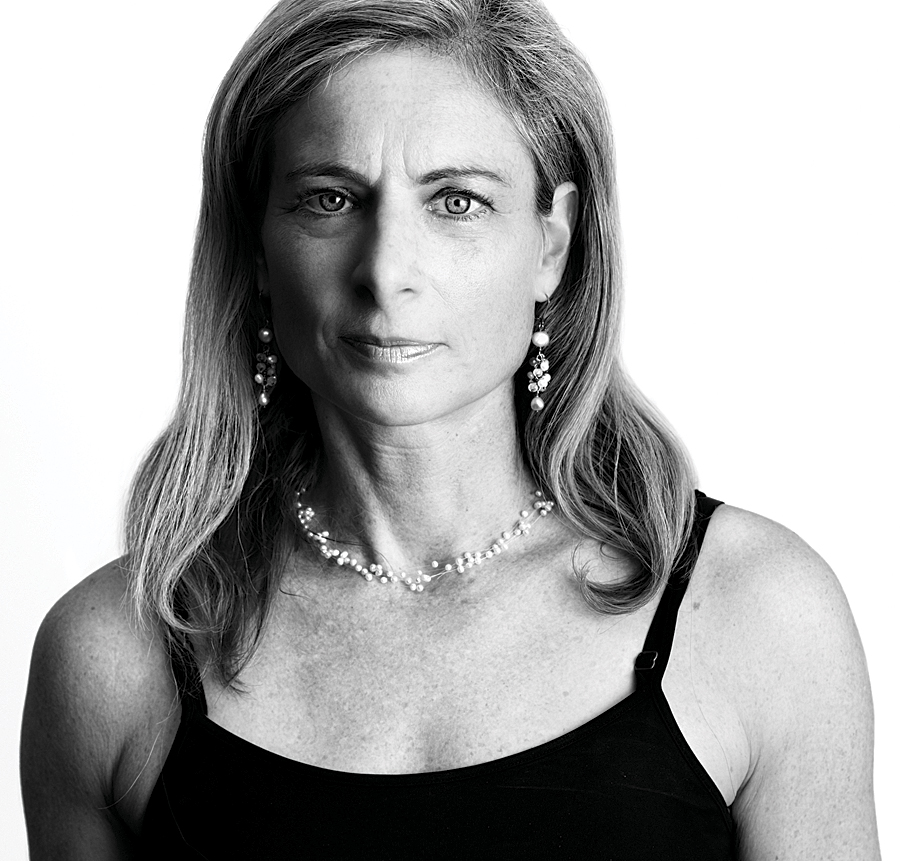 Lisa Randall. (Photo by Jon Kamen.)