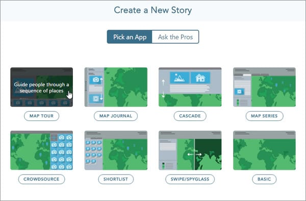 Create new story ten steps