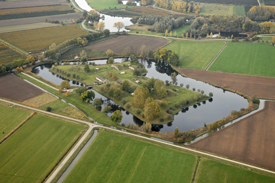 The European Geodesign Summit will be held at the GeoFort in the Netherlands.