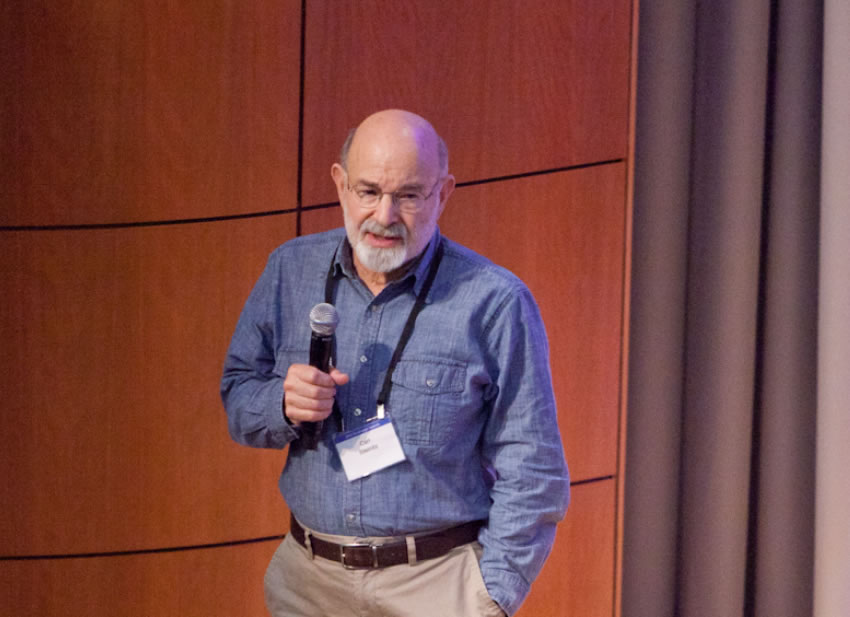 Carl Steinitz, author of A Framework for Geodesign, will be one of many guest speakers.