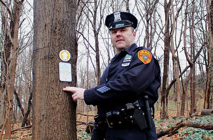 Officer James Garside