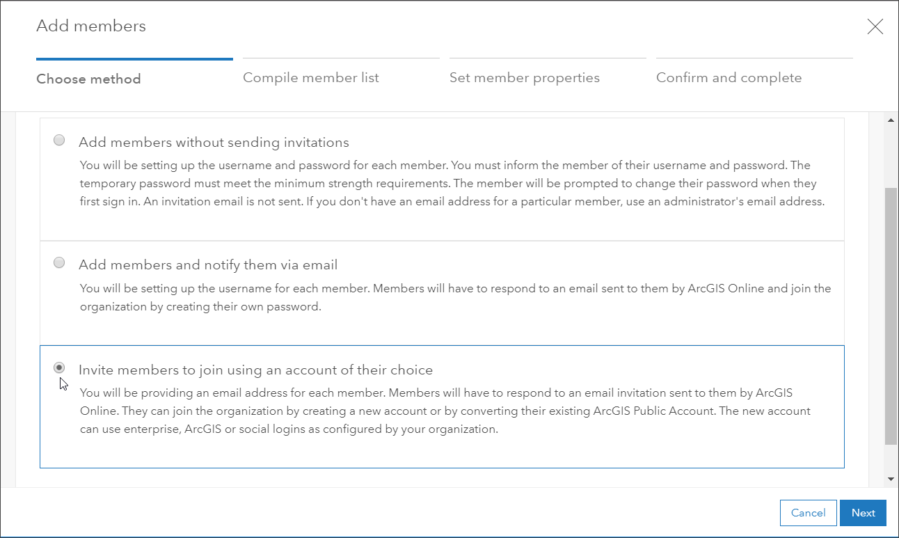 Learn to Use Social Logins for Your ArcGIS Organizational