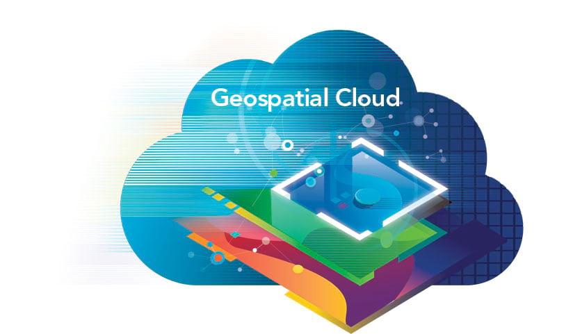 Esri's Geospatial Cloud
