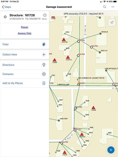 Utility's Location-Based Damage Assessment Kick-Starts a
