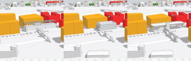 City of Zurich uses ArcGIS Urban