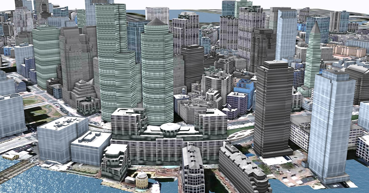 Smart Cities Named, Smart Tactics Revealed: 3D Modeling, Location Intelligence